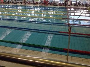 Basildon 50 m pool