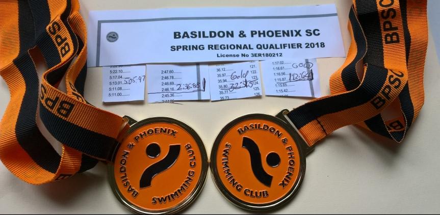 Basildon & Phoenix regionalqualifier